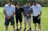 Sudbury August 2020 Golf Tournament