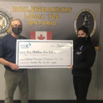 Sudbury Donation: Our Children Our Future